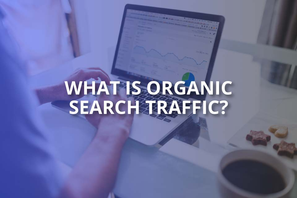 what is organic search traffic